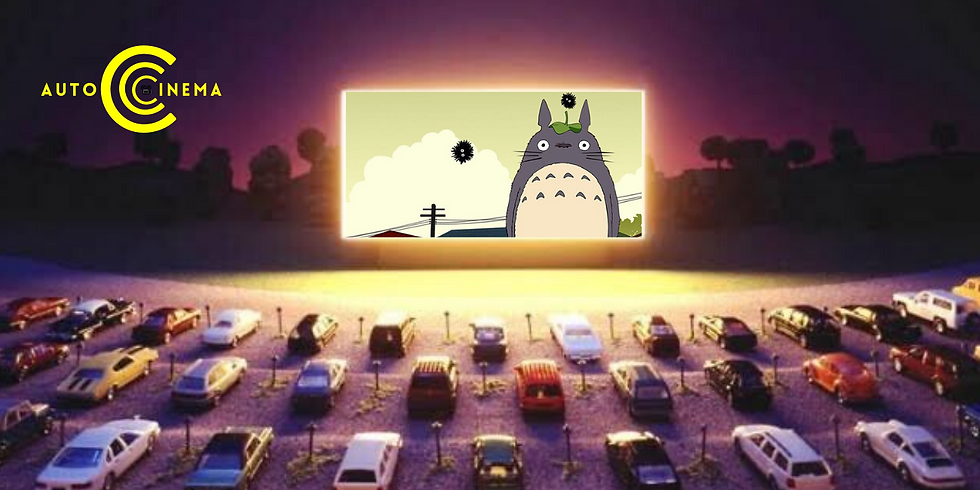 """AUTOCINEMA CONCERT MORELIA - """"Mi Vecino Totoro a Piano"""""""