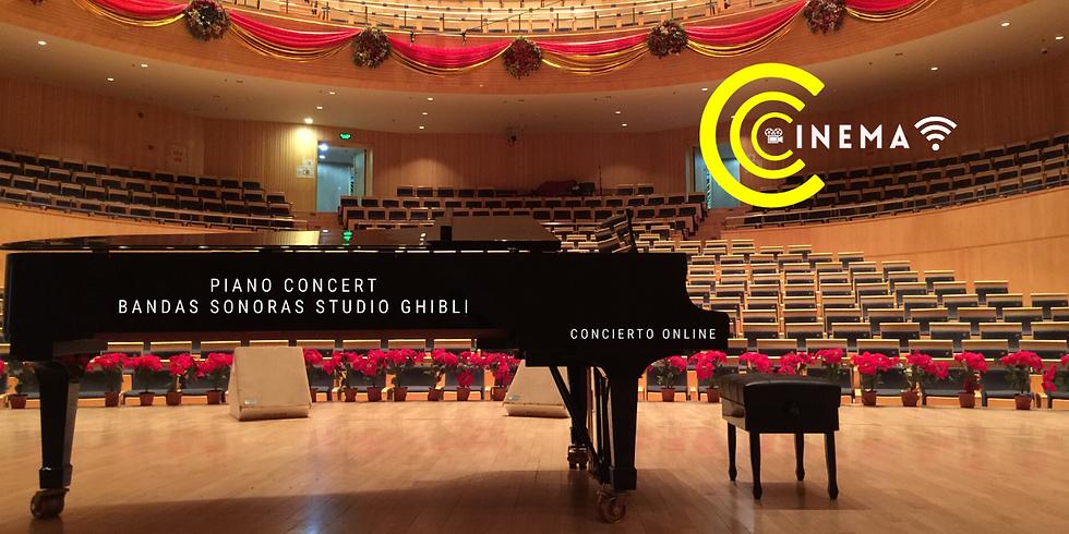 Piano Concert: Bandas Sonoras de Studio Ghibli