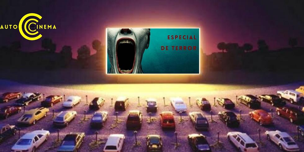 """AUTOCINEMA CONCERT MORELIA - """"ESPECIAL NOCHE DE TERROR"""""""