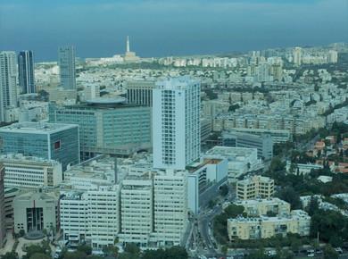 מעונות צוות בית חולים איכילוב תל אביב