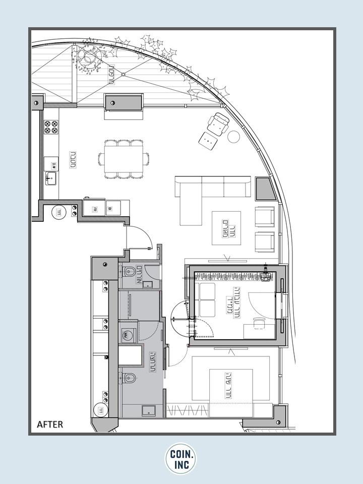 """דירת 100 מ""""ר 3 חדרים"""