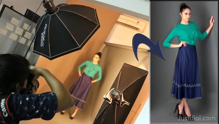 Studio photo model zoommantra