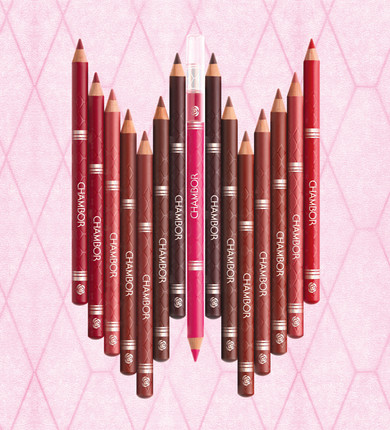Chambor Velvet Touch Lip Liner Group 3 b