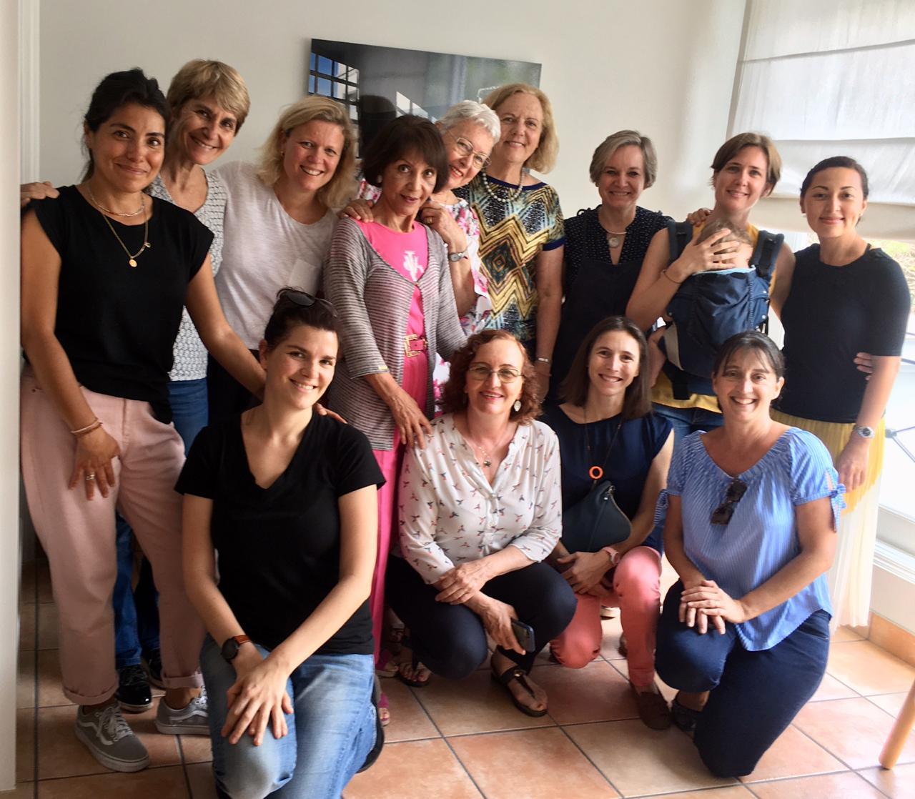 Bénévoles Lima Accueil 2020