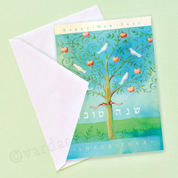 Apples and Doves Tree