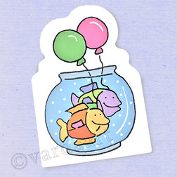 Fishes with Wishes