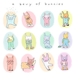 A Bevy of Bunnies