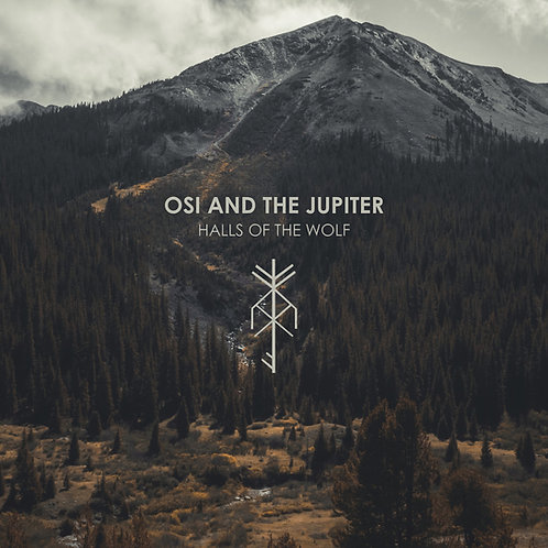 OSI AND THE JUPITER : Halls Of The Wolf : CD