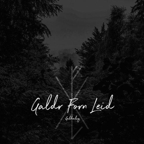 GALDR FORN LEID : Galdralag : CD