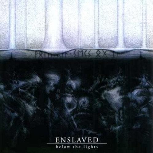 ENSLAVED : Below The Lights : CD