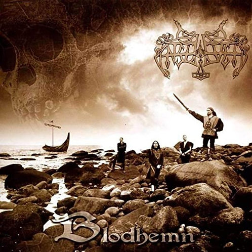 ENSLAVED : Blodhemn : CD