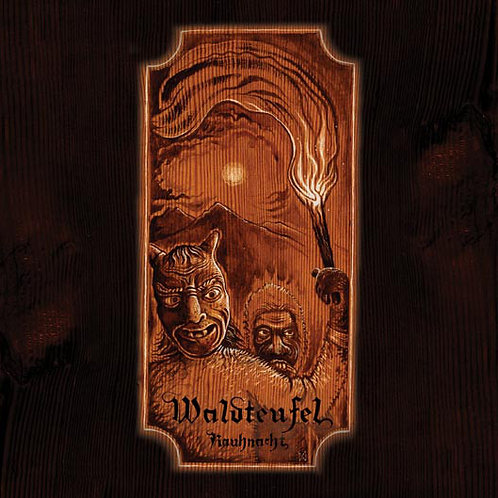 WALDTEUFEL : Rauhnacht : CD