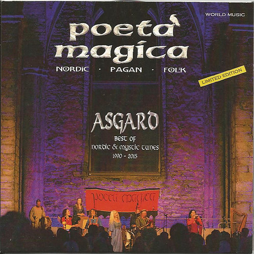 POETA MAGICA : Asgard : CD