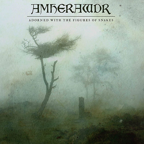 AMHERAWDR :  Adorned with the figures of snakes : CD
