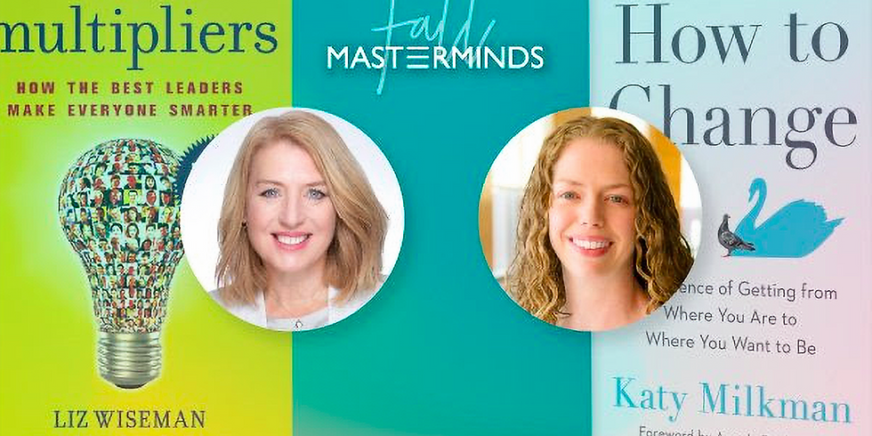 KW Fall masterminds