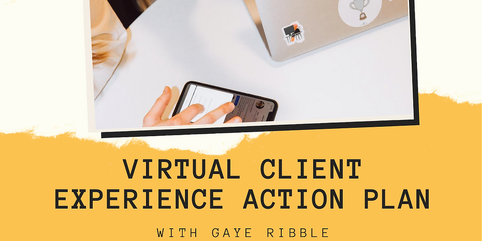 """KW Austin One """"Virtual Client Experience Action Plan """""""