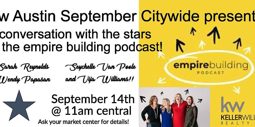 Citywide Sales Meeting