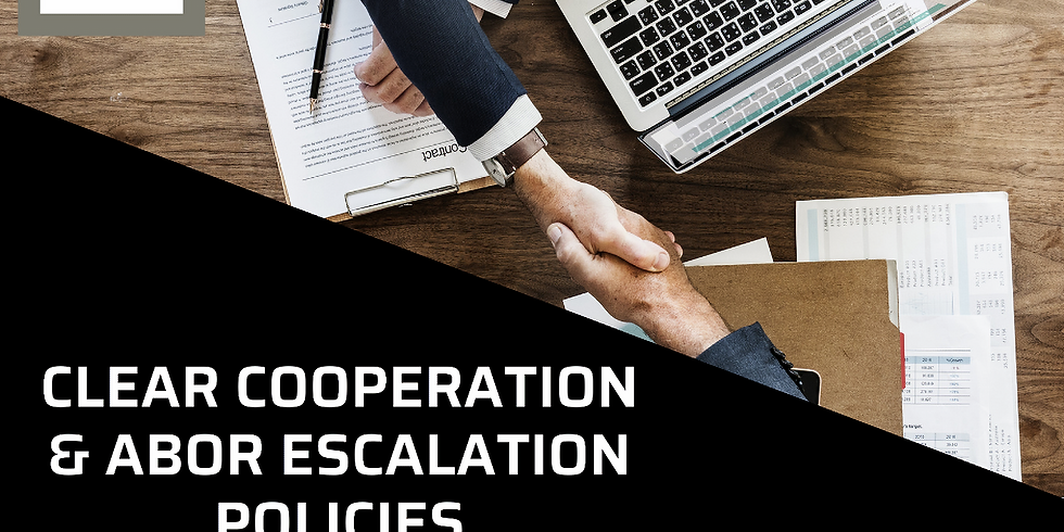 Clear Cooperation with Jack Sellers & Will Burnham