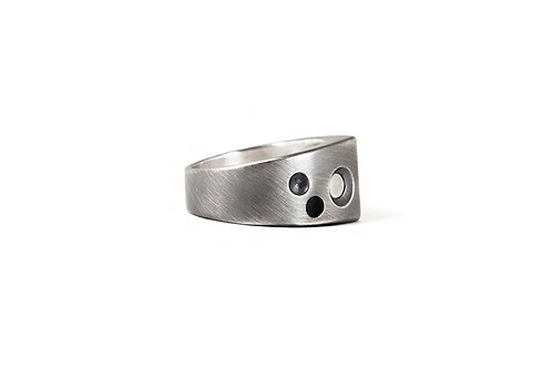 Moon Ring for Men