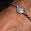 Thumbnail: Men Ball Chain Bracelet with Roman Coin Replica Medallion