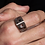 Thumbnail: Moon Ring for Men