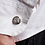 Thumbnail: Silver Coins Cufflinks