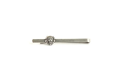 Lion Tie Bar Clip