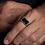 Thumbnail: Black Onyx Ring