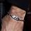 Thumbnail: Airplane Pendant Chain Link Bracelet