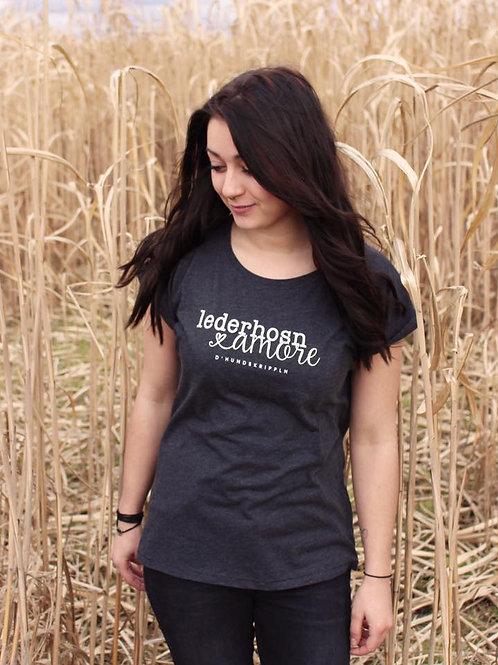 """T-Shirt Girl """"Lederhosn"""""""