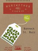 Bannock St. Buzz Label.png
