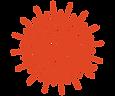 Meriwether Logo Crest Transparent .png Red