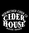 MCCo BoiseCiderHouse Apple.png meriwether cide apple logo black transparent boise logo