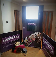 Glimmerbooth Photo Booth Hire - Glasgow, Edinburgh, Scotland