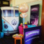 Glimmerbooth VW Camper Van Photo Booth Hire