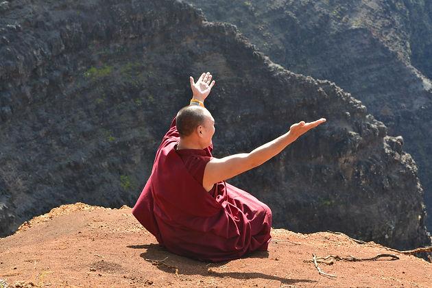 Lodro Thaye Rinpoche Kauai Waimea Canyon
