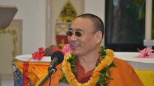 Khentrul Rinpoche will return to Kauai