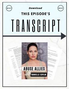 """Download the transcript """"Mistakes When Dealing With Abuse."""""""