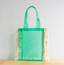 ビニールMOPPAR BAG green
