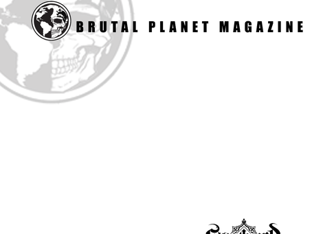 BLOODLINE REVIEW IN BRUTAL PLANET MAGAZINE!