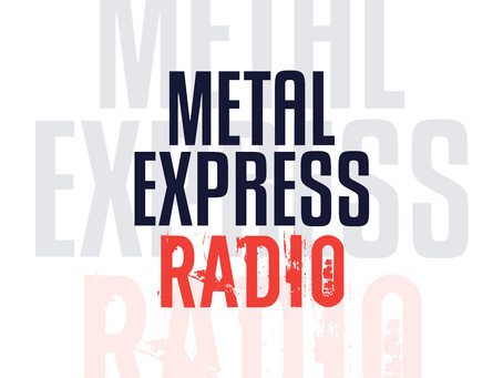 METAL EXPRESS RADIO INTERVIEWS RICHARD BLACK