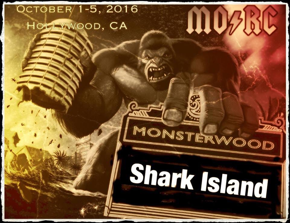 MORC Shark ISland