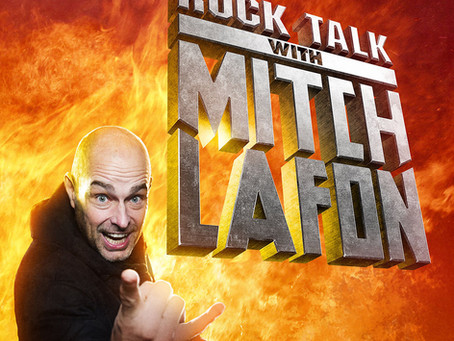 ROCK TALK WITH MITCH LAFON (FEATURING RICHARD BLACK)