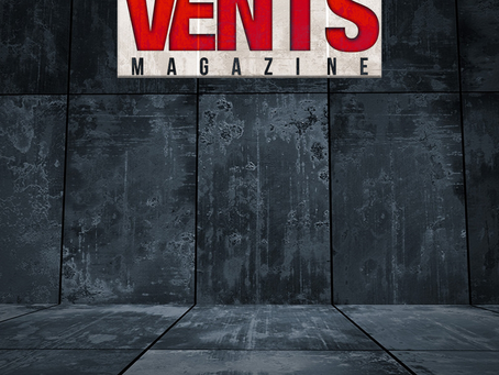 NEW MUSIC REVIEW IN VENTS MAGAZINE!