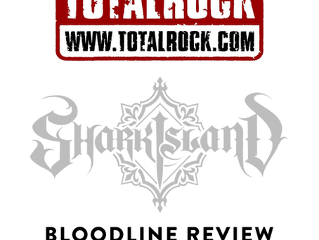 BLOODLINE REVIEW IN TOTAL ROCK MAGAZINE