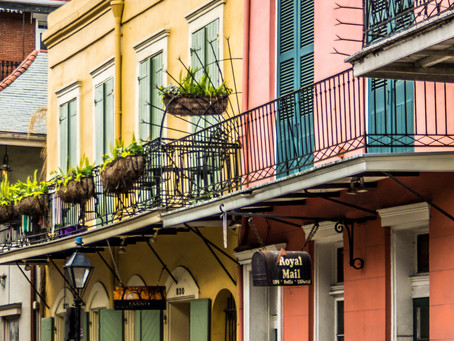 Lessons from New Orleans