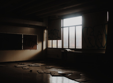 How I Abandoned Myself