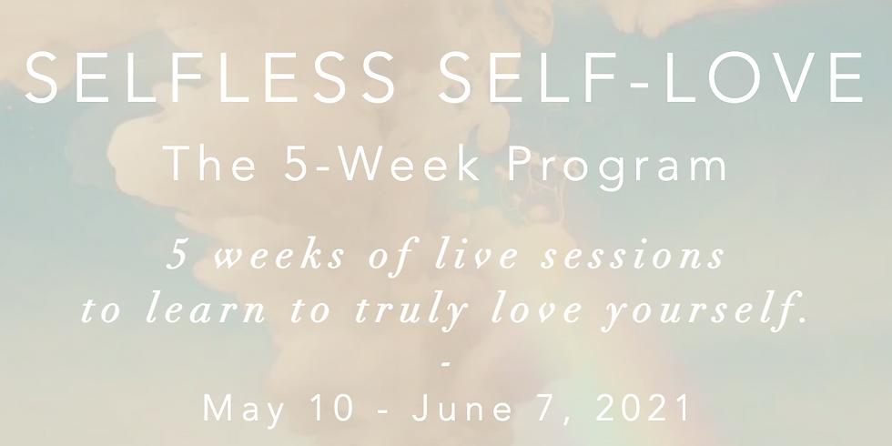 5-Week Selfless Self-Love Program