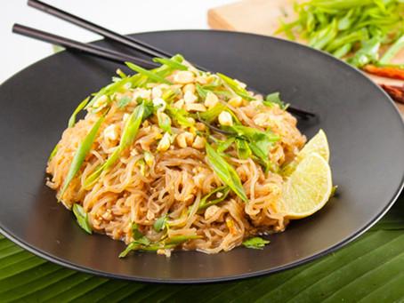 Palmini Pad Thai (Vegan + Gluten-Free!) Recipe
