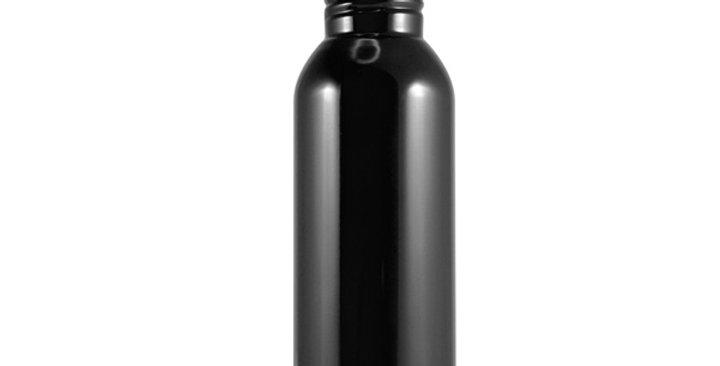 Black Stainless Steel Sports Bottle